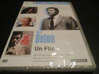 """DVD NEUF """"UN FLIC"""" Alain DELON, Richard CRENNA, Catherine DENEUVE"""