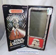 "Vintage Star Wars 1978 12"" Inch Stormtrooper Original Box"