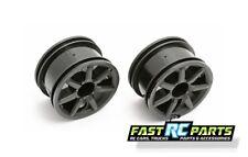 Team Associated RC18R   Black Spoked Wheels (18R) (2) ASC21289