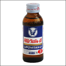 Lipovitan-d Drink - 50 x 100 ml Flacon