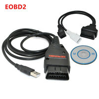 OBD2 1260 ECU Diagnostic Cable Programmer Remap Flasher Tunning  Multi-Language