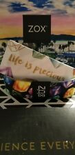 Zox LIFE IS PRECIOUS by Geleen Lorica,Silver! CARD INCLUDED! DISCOUNTED PRICE!