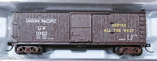 Atlas #50003185 (Rd #126835) Union Pacific (Double Sheathed Box Car) RTR