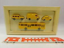 AR580-0,5# Wiking H0 Set tienda del Museo de correos 1991 Publicidad correo
