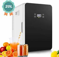20L Mini Refrigerator Low Noise Cooler and Warmer Car Household Dual-Use Fridge*