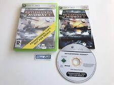Battlestations Midway - Promo - Microsoft Xbox 360 - UK - Avec Notice
