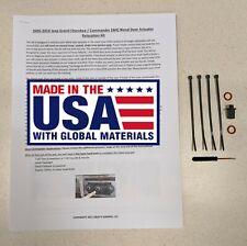 2005-2010 Jeep Grand Cherokee Commander WK XK Blend Door Actuator Relocation Kit