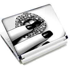 "Diamond Lip Sticker Cover Skin For 11.6"" 13"" 15"" 15.5"" 15.6"" HP Dell Acer Laptop"