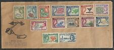 Pitcairn Islands covers 1960 special cover not sent