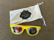 World of Warcraft 10th Anniversary, Overwatch and Heroes Glasses