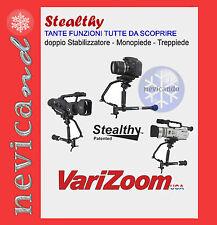 Varizoom Stealthy >Steadycam Steadicam Stedicam Stabilizer Stabilizzatore