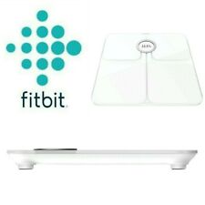 Fitbit Aria Scales Body Weight Analysis Wi-Fi Mobile Downloads Multi User New