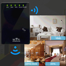 300Mbps N 802.11 AP Wireless Wifi Repeater Router Range Extender Booster Sky Wps