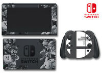 Super Smash Brothers Ultimate Special Edition Wrap Skin for Nintendo Switch