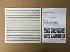 New Cabin Air Pollen Dust Filter For Subaru & Toyota 72880-XA00A CF1060