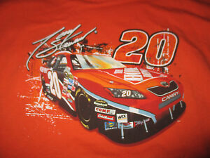 Chase TONY STEWART Team HOME DEPOT RACING (XL) T-Shirt