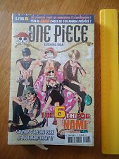 // NEUF ONE PIECE LOG 6 grand format Eiichiro Oda Collection Hachette MANGA VF