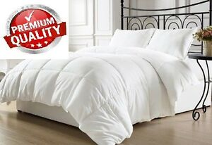 NEW HIGH QUALITY MICROFIBRE FEELS LIKE DOWN DUVET QUILT ALL TOGS4.5,10.5,13.5,15