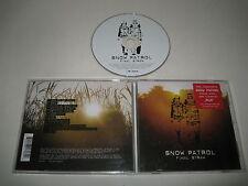 SNOW PATROL/FINAL STRAW(POLYDOR/9817182)CD ALBUM