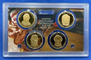 2009 P US Mint Presidential $1 Coin Proof Set w Box + COA