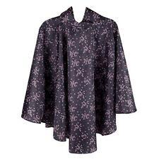Totes Purple Daisy Dot Poncho Festival Raincoat 4545PBF