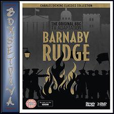 BARNABY RUDGE - CHARLES DICKENS CLASSICS - BBC TV SERIES   *BRAND NEW DVD***