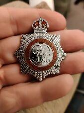 More details for vintage royal arsenal  fire badge badge