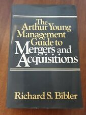 BIBLER 1989 WILEY The Arthur Young Management Guide Ti Mergers And Acquisition