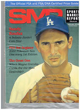 SPORTS MARKET REPORT, PSA PRICE GUIDE, February 2018 - Sandy Koufax
