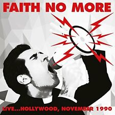 Faith No More - Live...Hollywood, November 1990 (2016)  CD  NEW  SPEEDYPOST