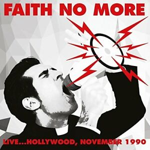 Faith No More - Live...Hollywood, November 1990 (2016)  CD  NEW  SPEEDYPOST