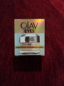 Olay Eyes Ultimate Eye Cream - 15ml
