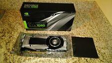 Nvidia GeForce GTX 1080 Founders Edition 8GB GDDR5X 256-bit Graphics Card