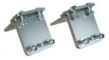 Mk2 Escort Alloy Quick Release Spotlamp Brackets Aluminium Spot Lamp Brackets