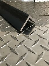 "2"" x 2"" x 1/4"" A36 Hot Rolled Steel Angle Iron x 24"" Long"