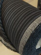 New Black/Grey Masonic / wedding trouser Alfred Brown  Wool Fabric, 1m