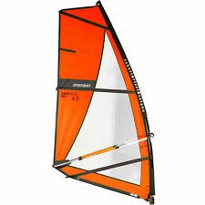 RRD Easy Rider Complete Rig Windsurfing Sail Sup Ws Orange 5.5 M ²