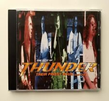 Thunder - The Best Of Thunder - Their Finest Hour (And A Bit)