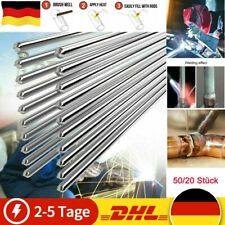 50X Alu Niedertemperatur Schweißen Stäbe Schweißstäbe 1.6X330mm Aluminium Teile