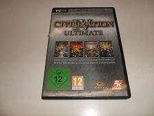 PC Sid Meier's Civilization IV Ultimate