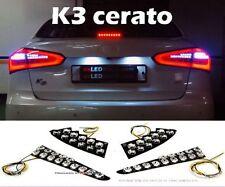 (Fits: KIA 2012+ Cerato K3) LED Rear Tail Lamp Turn Signal/Reverse Backup module