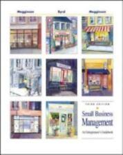 Small Business Management : An Entrepreneur's Guidebook, 3rd Megginson, William