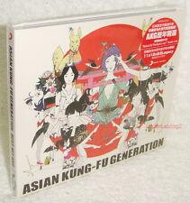 ASIAN KUNG-FU GENERATION Best Hit AKG Taiwan Ltd CD+Live DVD