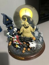 More details for nightmare before christmas snowglobe