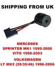 INTERRUTTORE ACCENSIONE CILINDRO BLOCCO MOTORE STARTER Mercedes Sprinter Mk1 VITO VW LT MK2