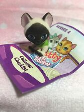 New Kitty In My Pocket Olivia Seal Point Siamese Cat Series 4 Blind Bag 41eaab8573936