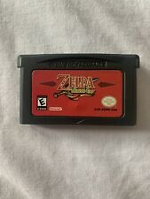 The Legend Of Zelda Minish Cap GBA Game, Cartridge