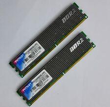 Free Shipping  Patriot 4GB Kit/ 2 x 2GB DDR2 1066 RAM/PDC24G8500ELKR2/CL5/2.1v