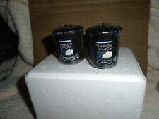 YANKEE CANDLES VOTIVE BLACK SAND BEACH 1.75 OZ