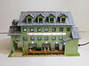 Menards HO Scale Vetter Sash & Door Company Building